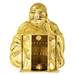 Metallic Gold shrine with Buddha shape by Beth Amine
