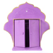 temple pre-painted and shaped shrine for your personal adornment